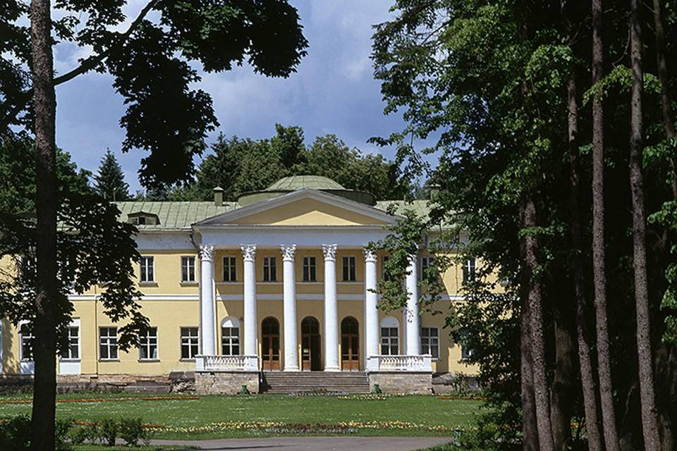 Усадьба «Остафьево» или «Русский Парнас» - уникальный памятник русской усадебной культуры XIX века, один из центров культурной жизни России