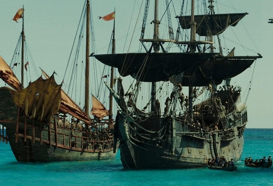 Фильм Пираты Карибского моря: Мертвецы не рассказывают сказки ... | 640x940