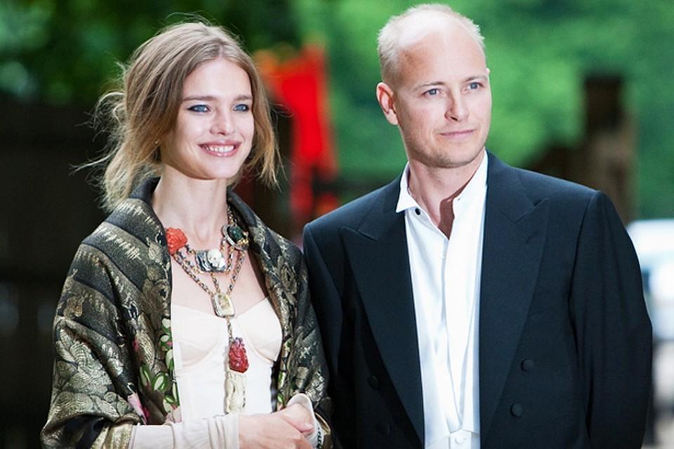 Наталья Водянова и Джастин Портман разошлись в 2011 году.