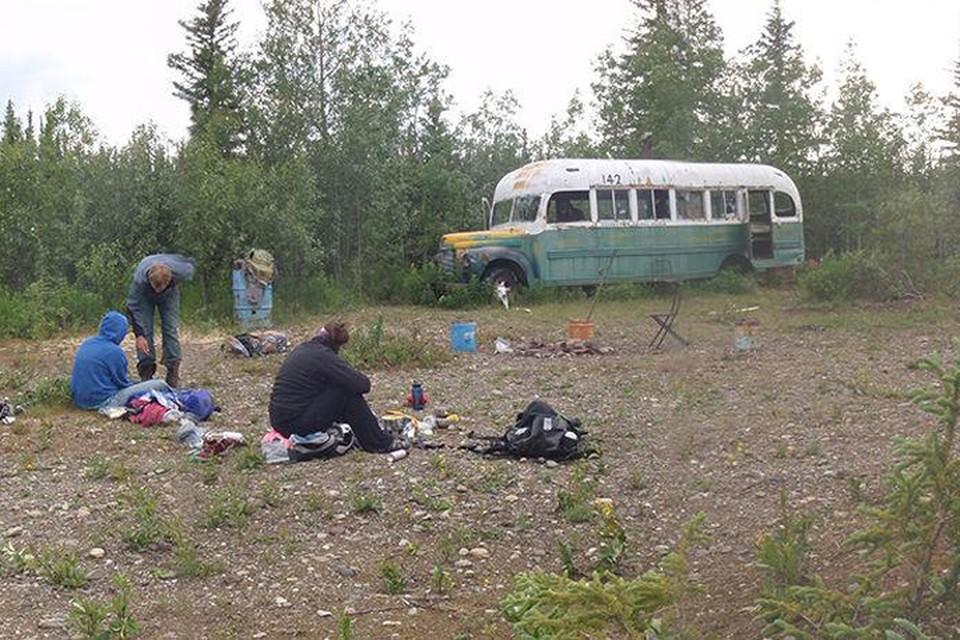 На Аляске утонула белорусский режиссер Ника Никонова.