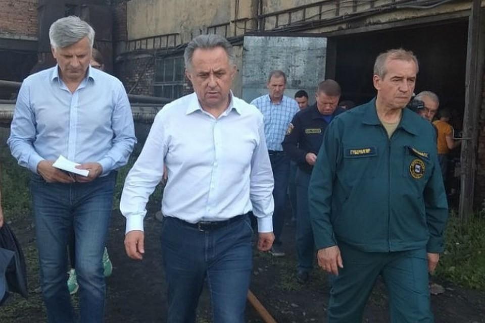 Виталий Мутко приедет в подтопленную Иркутскую область 1 августа