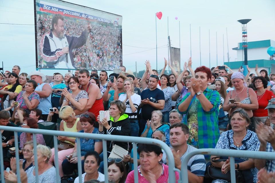 Фестиваль Михаила Евдокимова на Алтае