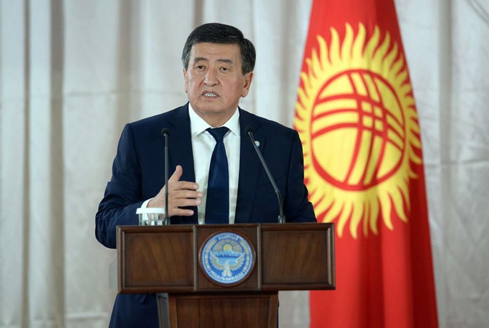Президент прервал молчание и впервые прокомментировал поступки экс-главы государства.