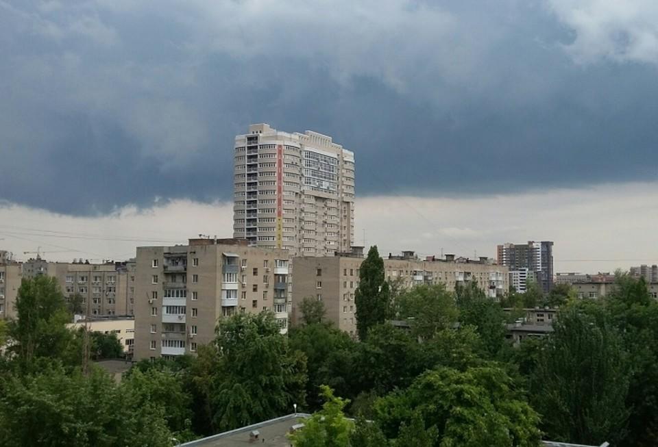 В Ростовской области ожидается ненастье