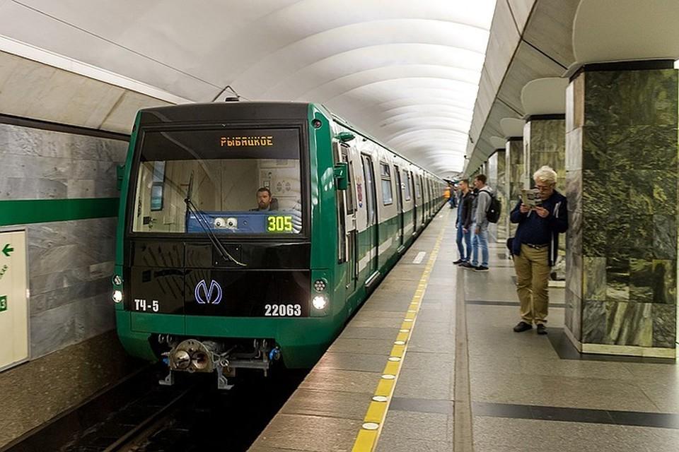Новые станции метро в Санкт-Петербурге должны открыть в сентябре 2019 года.