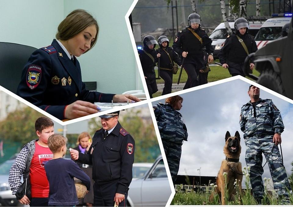 6 августа ГУ МВД России по Челябинской области отметило 100-летний юбилей