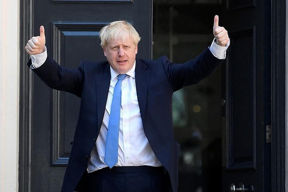 Трамп и Джонсон обсудили ситуацию с выходом Британии из ЕС