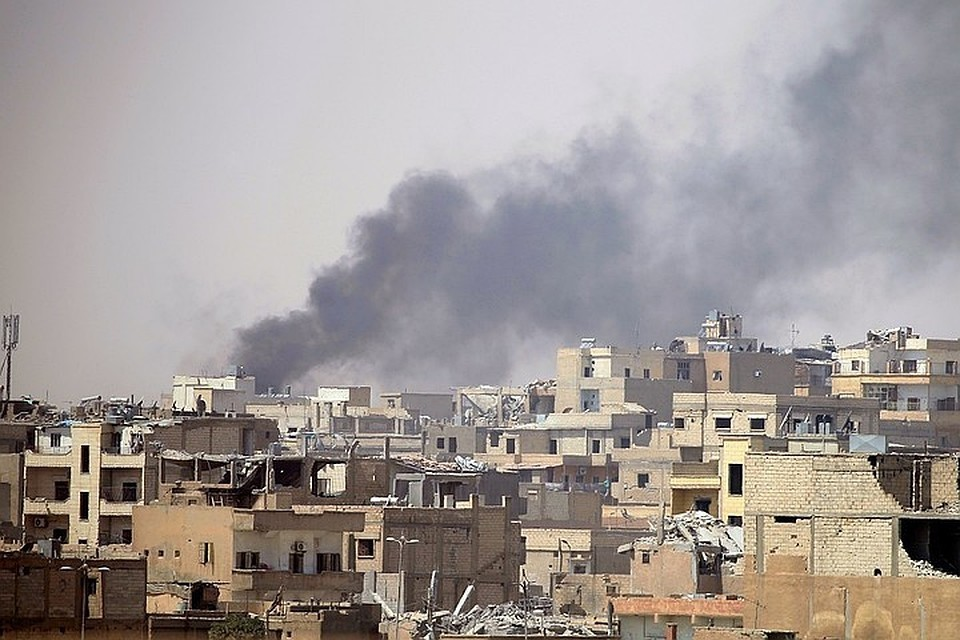 В Алеппо ведутся восстановительные работы