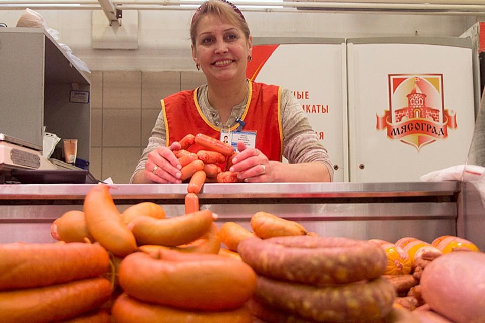 Продавец является самой востребованной рабочей профессией в России