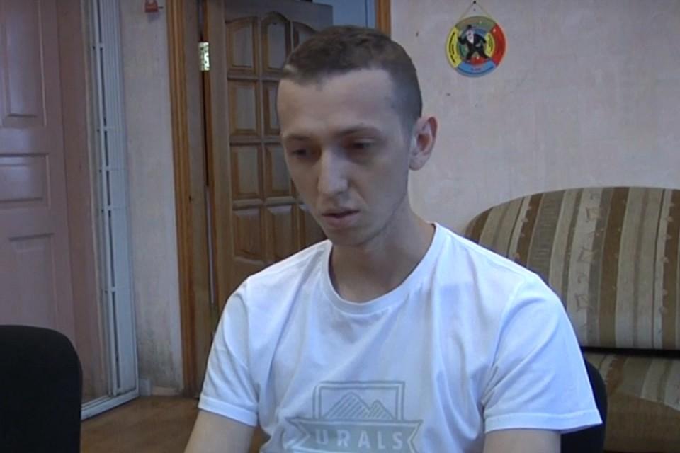 Владимир Васильев полностью признал вину. Фото: скрин с видео