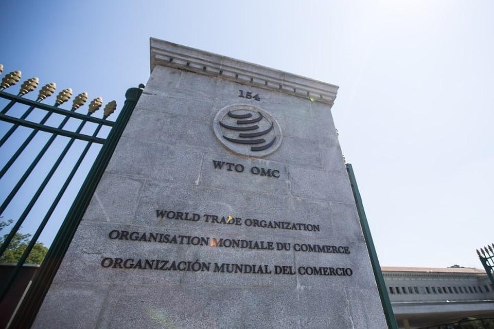 ВТО не намерен комментировать слова Трампа о возможности выхода Вашингтона