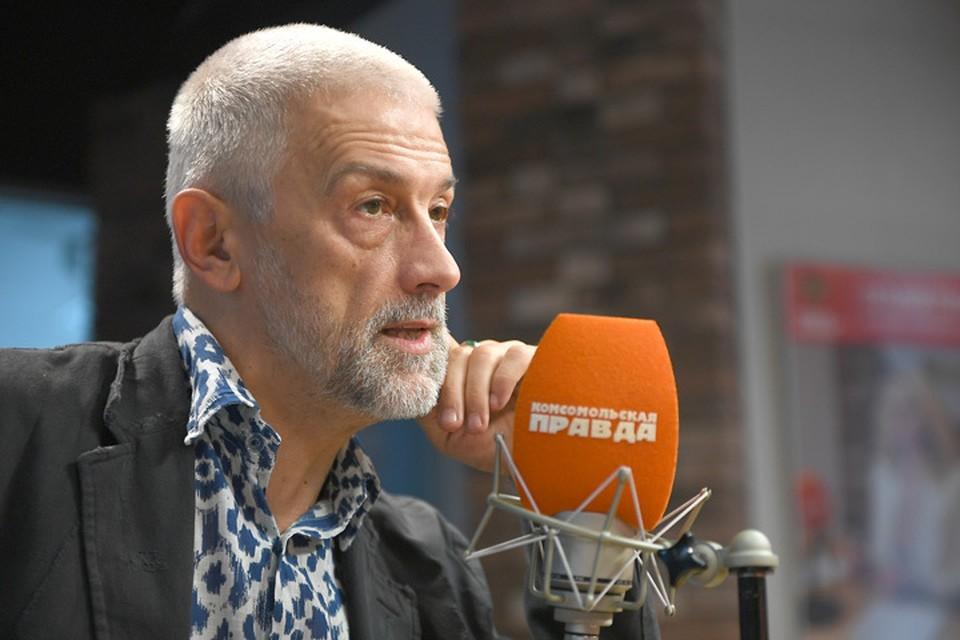 Эдуард Бояков в гостях у Радио «Комсомольская правда»