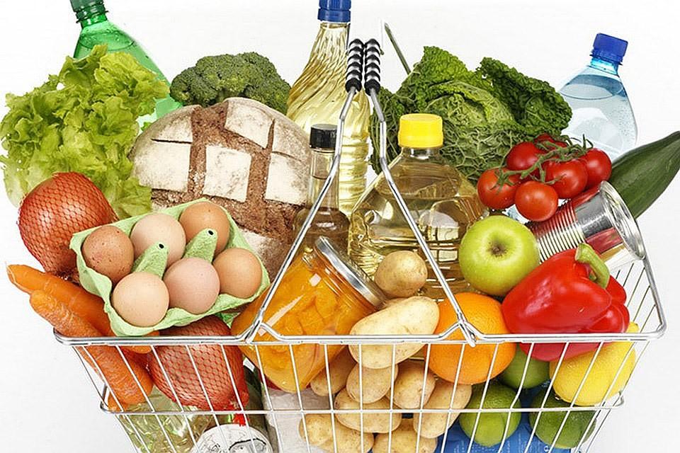 Евростат: продукты питания в Норвегии очень дорогие
