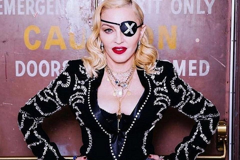 Мадонна отмечает 61-й день рождения.