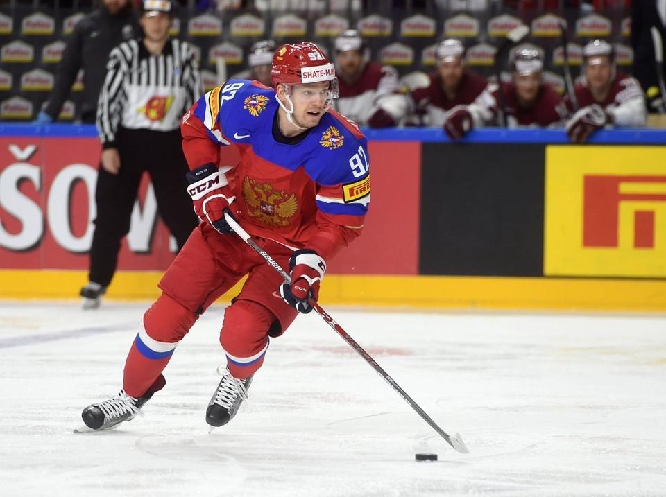 У Евгения Кузнецова нашли допинг.