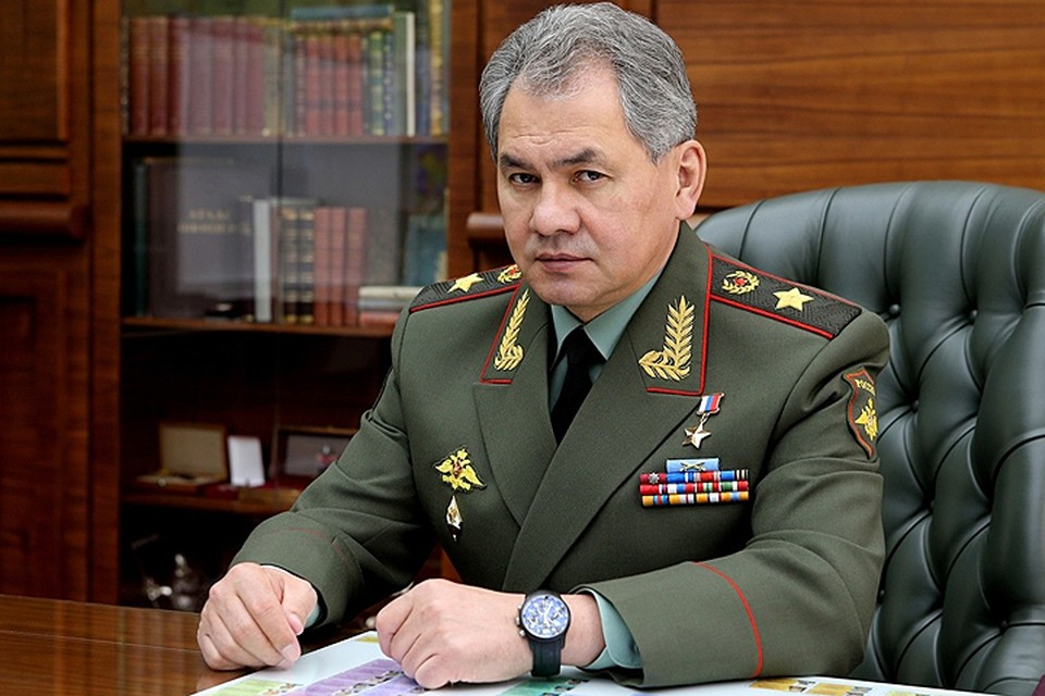 Сергей Шойгу прибыл утром субботы в Кишинев для участия в торжествах, посвященных 75-летию освобождения столицы Молдавии от немецко-фашистских захватчиков