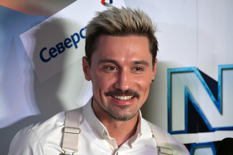 """Дима Билан на фестивале """"Новая волна"""" в Сочи"""
