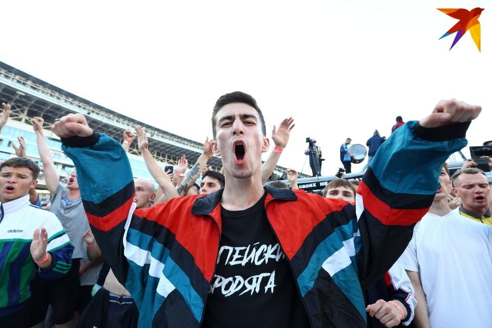 Макс Корж объединяет молодежь Беларуси, Украины и России лучше политиков.
