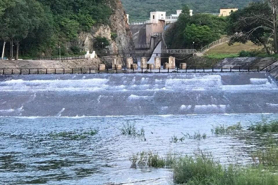 Седанкинское водохранилище, пригород Владивостока