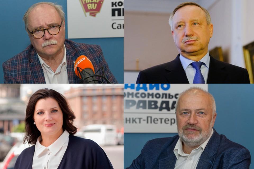 Предвыборная гонка подходит к концу - до выборов губернатора Санкт-Петербурга осталось меньше двух недель.