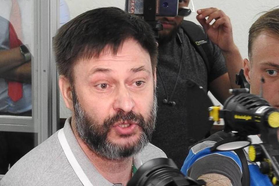 Суд Киева отпустил Кирилла Вышинского из-под стражи. Фото: Андрей Иволгин/ТАСС