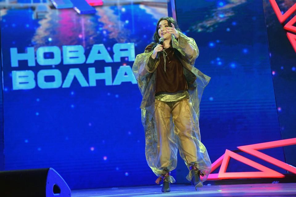 Лолита выступила в финале «Новой волны»