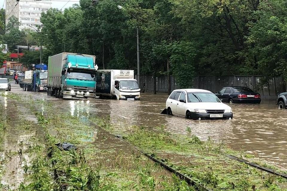 Август во Владивостоке побил все антирекорды и стал самым худшим летним месяцем в истории города