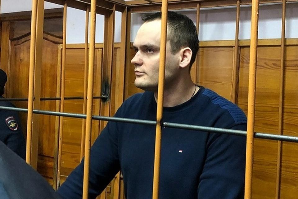 Алексея Сушко приговорили к 6 годам в колонии строгого режима. Фото: соцсети