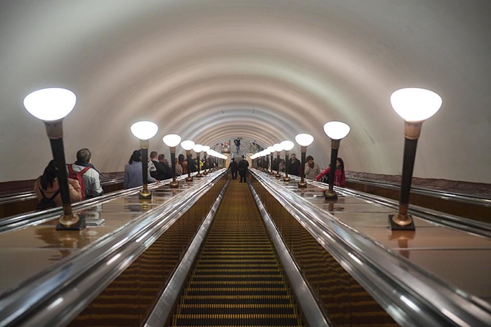 """Открыть станцию метро """"Стромынка"""" на Большой кольцевой линии планируется завершить в 2021 году"""