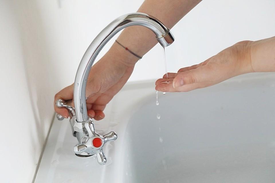 В Октябрьском районе на день отключат холодную воду.