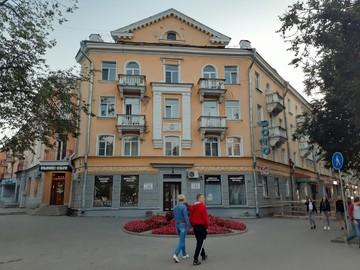 Падал в Пскове прошловековой балкон