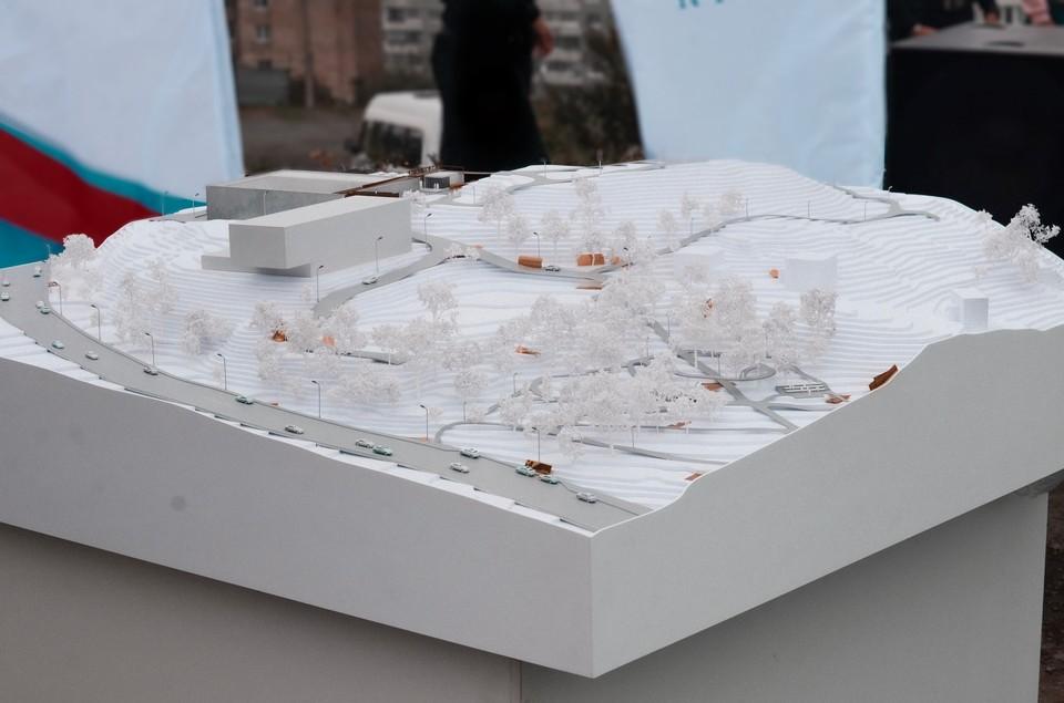Проект керлингового центра реализуют к 2021 году