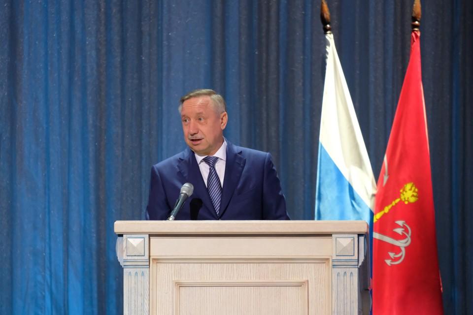 Цитаты Александра Беглова - нового губернатора Санкт-Петербурга.