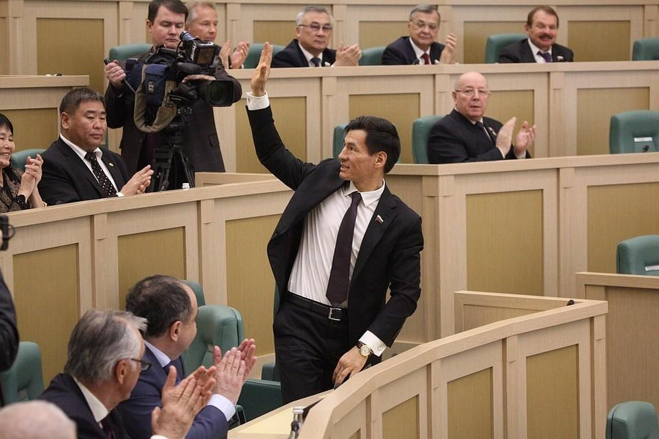 Бату Хасиков - человек, хорошо известный в своей республике. Фото: ВК, личная страница.