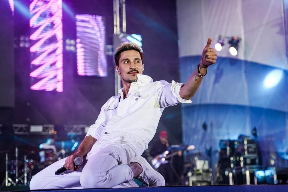 Дима Билан пообещал Самаре бесплатный концерт и детскую площадку