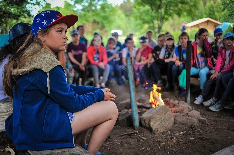 За три месяца в летних лагерях Петербурга отдохнуло более 33 тысяч детей.