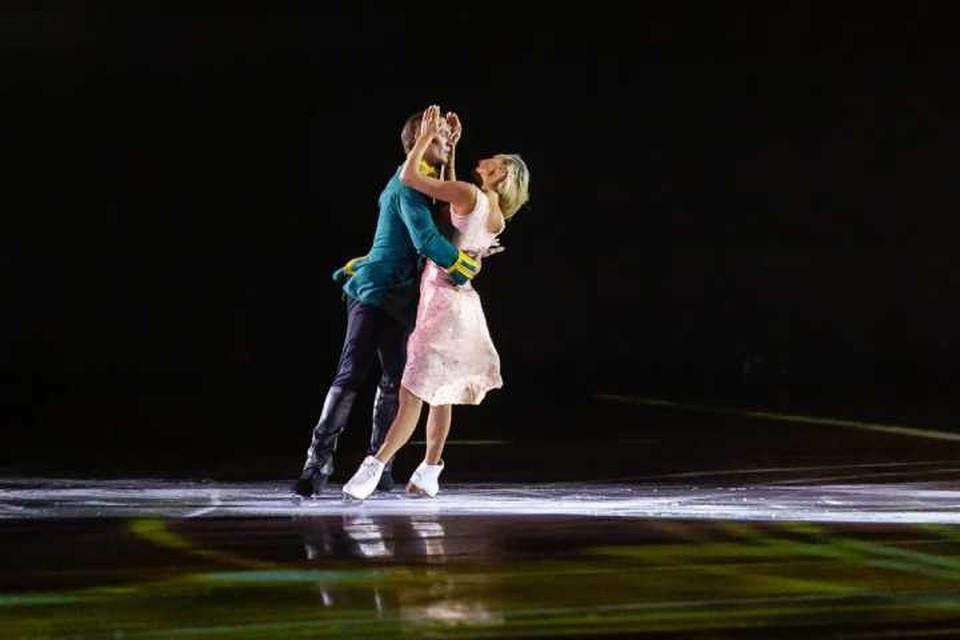 Гран-при в Челябинске: на победу претендуют дуэты Елизавета Шанаева и Дэвид Нарижный и Диана Дэвис и Глеб Смолкин.