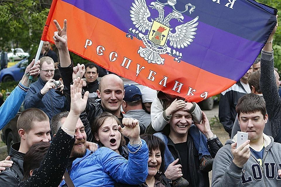 Украина выступила против особого статуса Донбасса