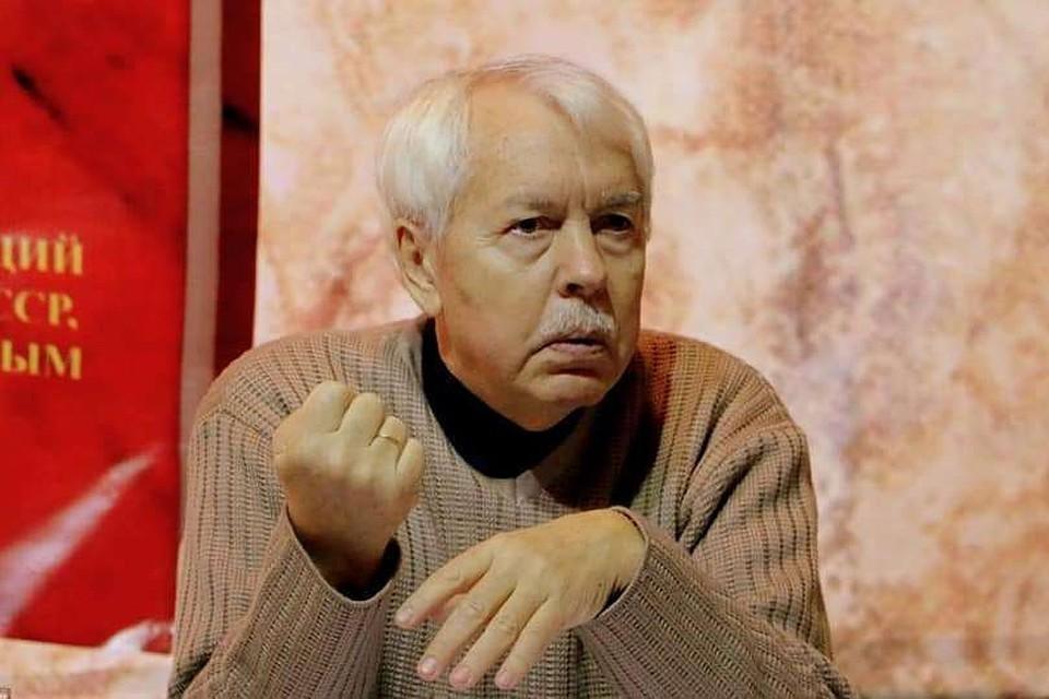 Юрий Мешков. Фото: из семейного архива