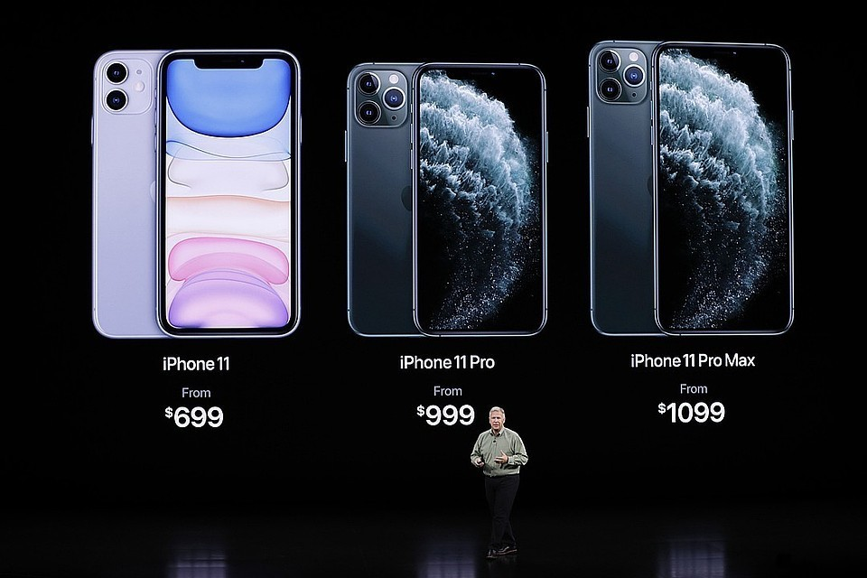 В России начались продажи нового iPhone