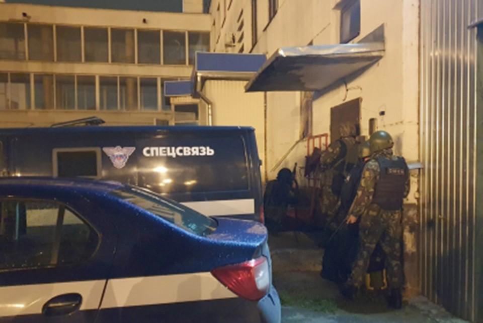 ЧП случилось около часа ночи 20 сентября. Фото: пресс-служба СУ СКР по Брянской области.