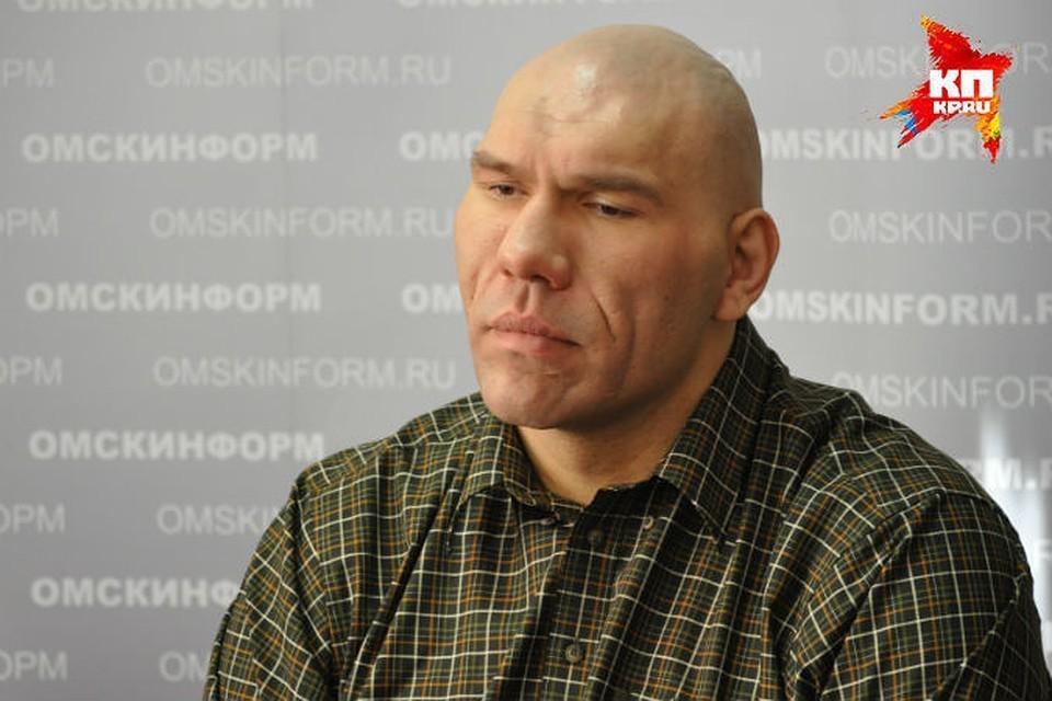 """Николай Валуев регулярно отвечает на вопросы от поклонников. Фото: архив """"КП"""""""
