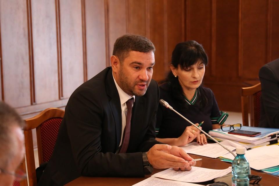 Заседание рабочей группы по транспортной, промышленной и информационной политике.