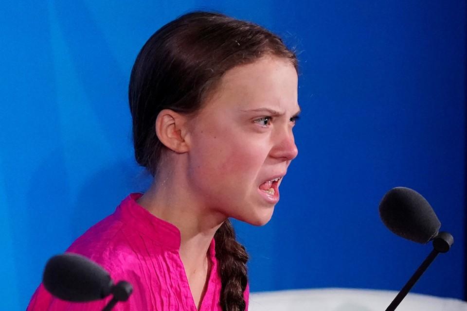 Грета закричала, когда в общем Человеческом Доме на голубом шарике уже, похоже, ничего всерьез изменить нельзя