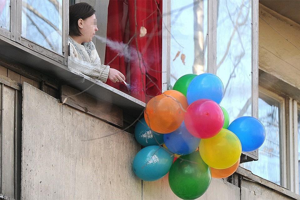 В правительстве РВ утвердили запрет на курение и приготовление шашлыка на балконах