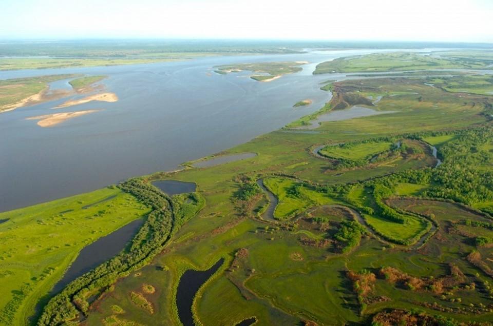 В Хабаровском крае заканчивается наводнение