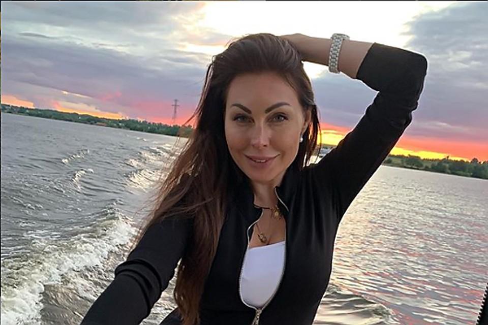 В последнее время Наталья Бочкарева выглядела счастливой