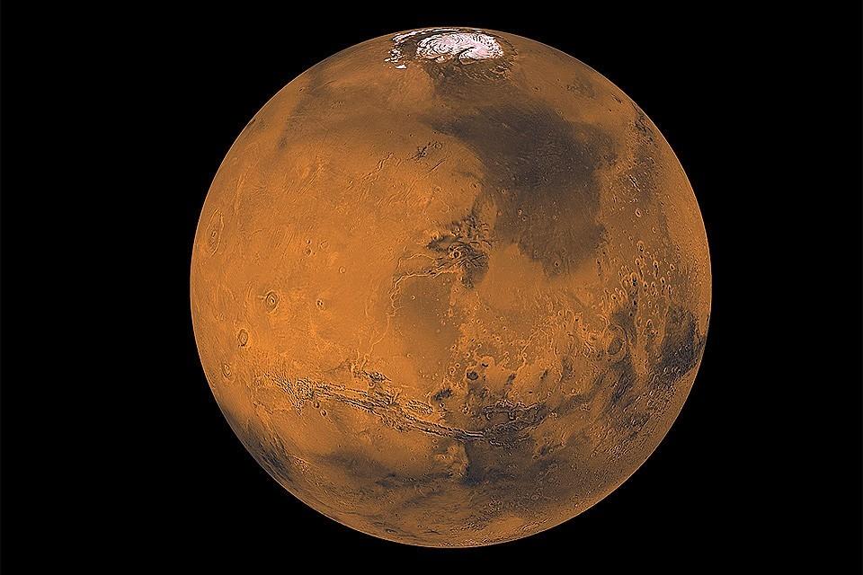 NASA отправит на Марс имена всех желающих