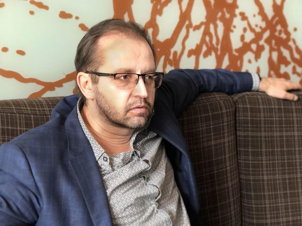 Известный российский кинорежиссёр Андрей КРАВЧУК - гость медиа-клуба «Импрессум» в сентябре 2019г.
