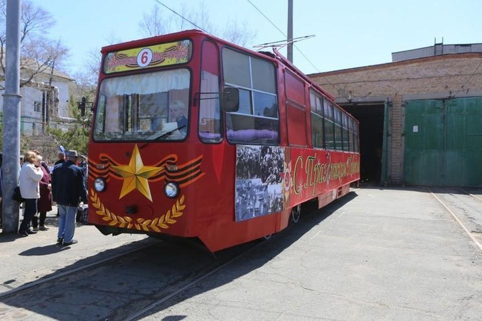 Мужчина убил кондуктора трамвая во Владивостоке